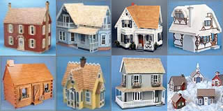 Doll House Plan Books-Indiana Sampler is your hobby supply store